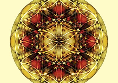 Sacred Geometry Mandalas 6