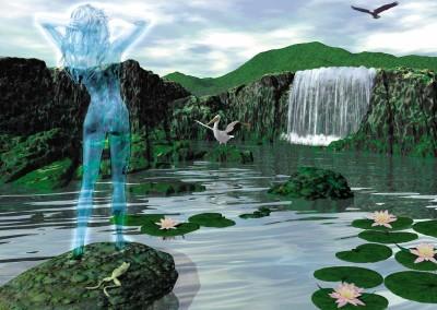 The Water Deva
