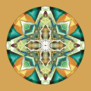 Crystal Mandala 6 © Atmara Rebecca Cloe