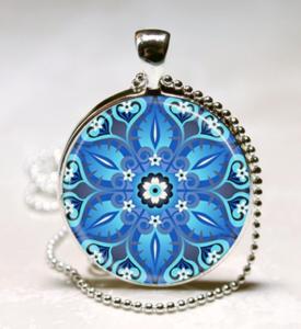 Dazzling-Blue-Kaleidoscope-Mandala-MissingPiecesStudio