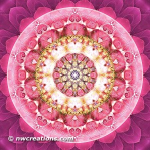 Flower of Life Mandala 5