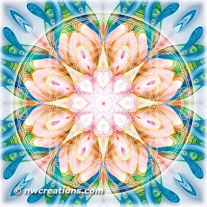 Flower of Life Mandala 11