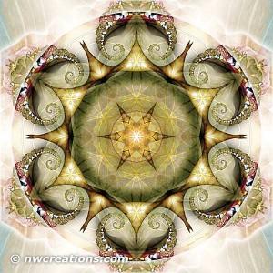 Flower of Life Mandala 19