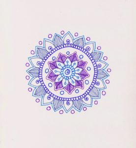5 more links to creating your own mandalas 2 Maria Mercedes