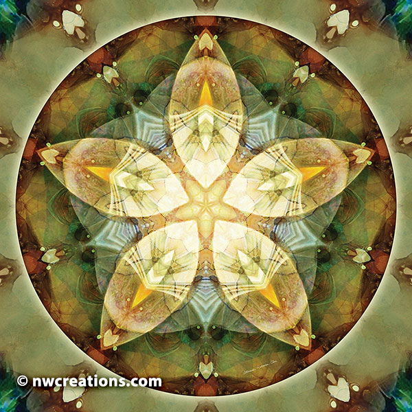 Mandalas of Forgiveness and Release 1