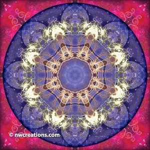 Mandalas of Forgiveness and Release 16