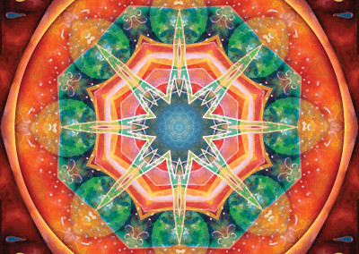 Mandala of Forgiveness and Release 18