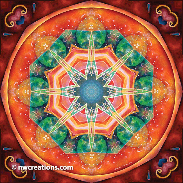 Mandalas of Forgiveness and Release 18