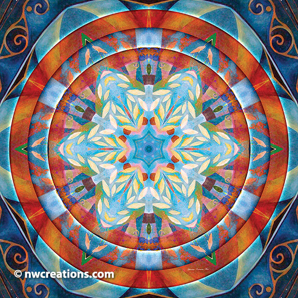 Mandalas of Forgiveness and Release 19