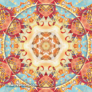 Mandalas of Forgiveness and Release 2