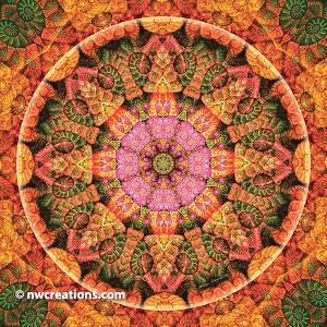 Mandalas of Forgiveness and Release 21