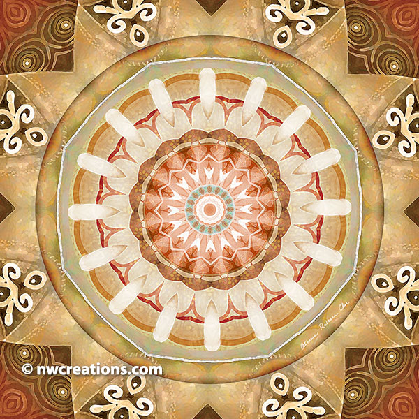 Mandalas of Forgiveness and Release 23