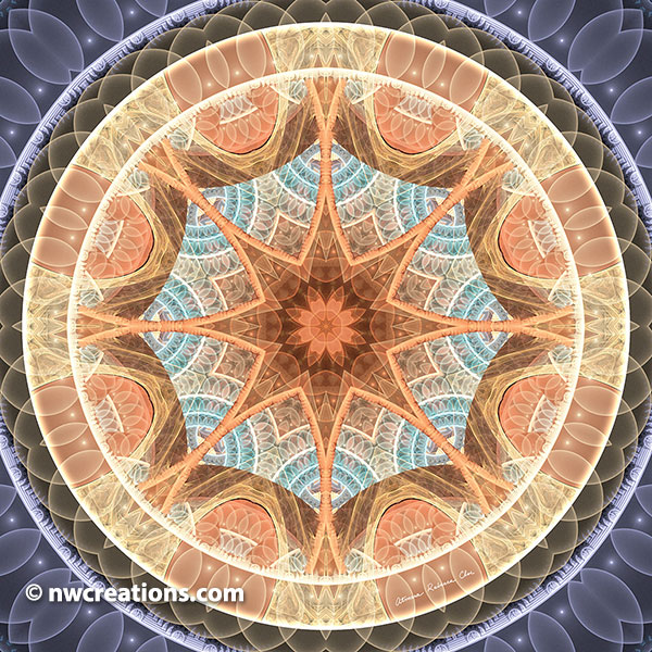 Mandalas of Forgiveness and Release 24