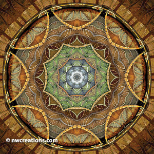 Mandalas of Forgiveness and Release 25