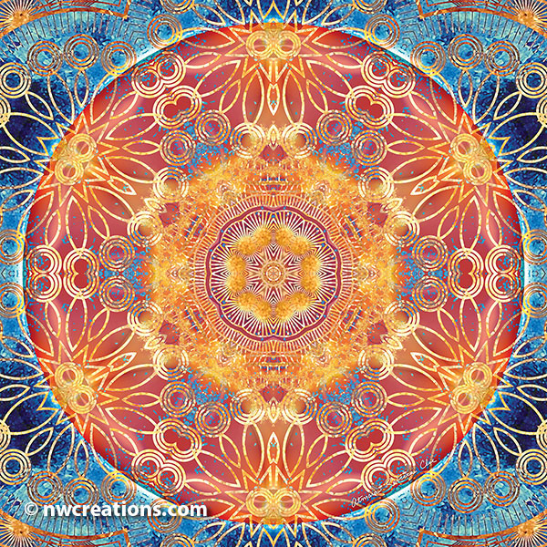 Mandalas of Forgiveness and Release 29