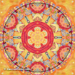 Mandalas of Forgiveness and Release 5