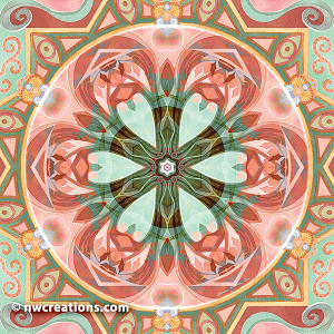 Mandalas of Forgiveness and Release 7