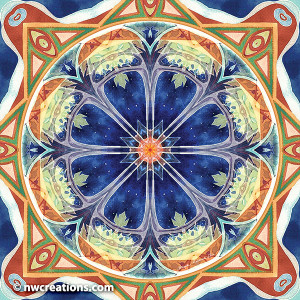 Mandalas of Forgiveness and Release 8