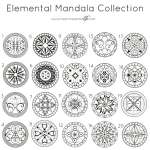 Which Mandala will you choose