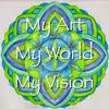 MyArtMyWorldMyVisionLogo-Flower of Life