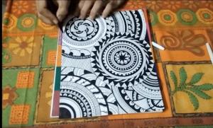 doodling mandalas