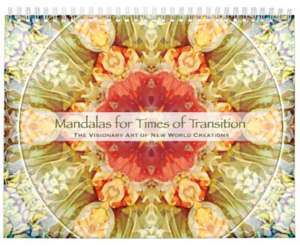 Mandalas for Times of Transition Calendar Cover