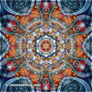 Mandalas from the Heart of Freedom 25