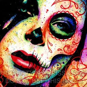Carissa-Rose-Art-gel-pen-art