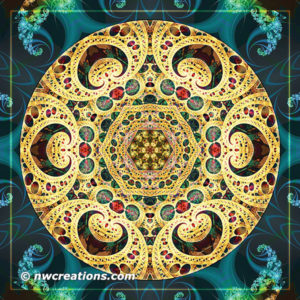Mandalas from the Heart of Freedom 22