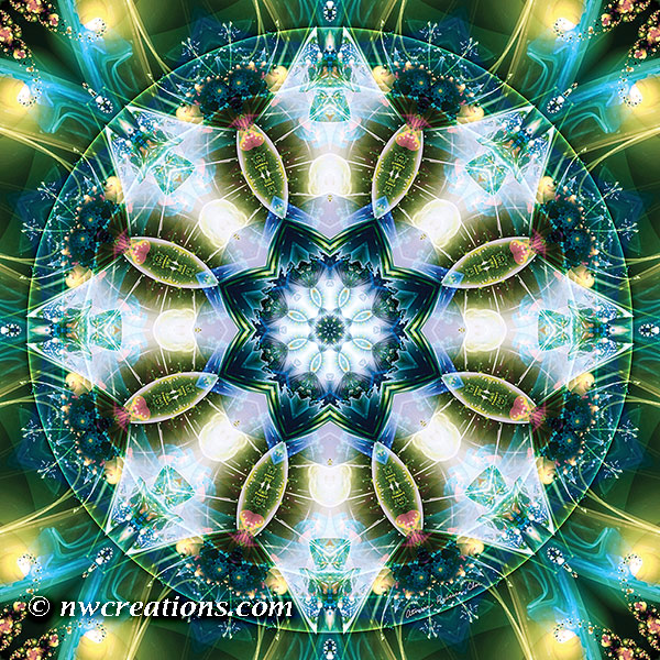 Mandalas from the Heart of Change 13