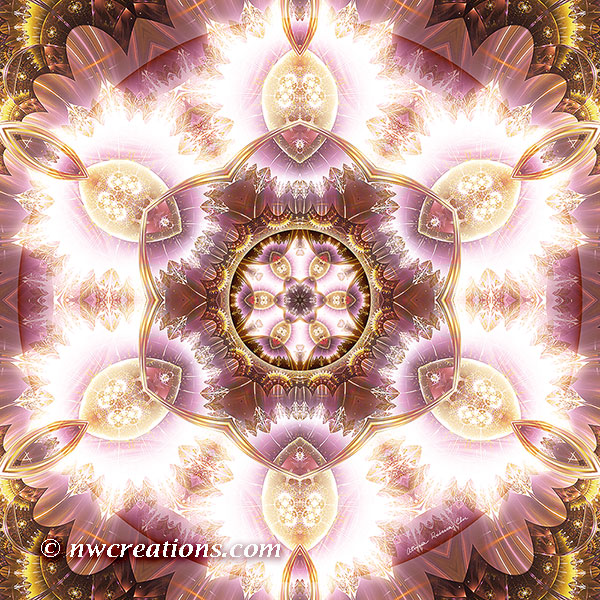 Mandalas from the Heart of Change 14