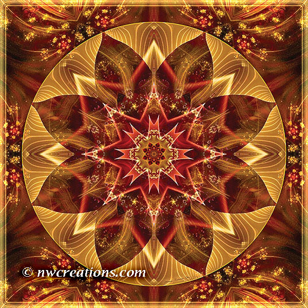 Mandalas from the Heart of Change 15