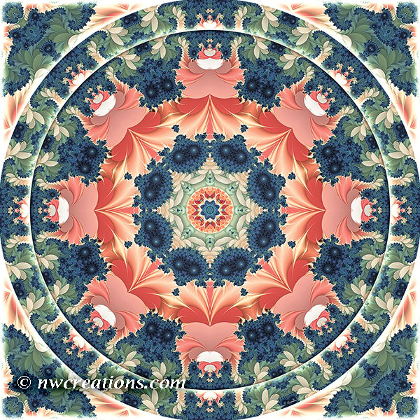 Mandalas from the Heart of Change 16