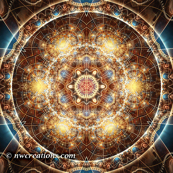 Mandalas from the Heart of Change 17