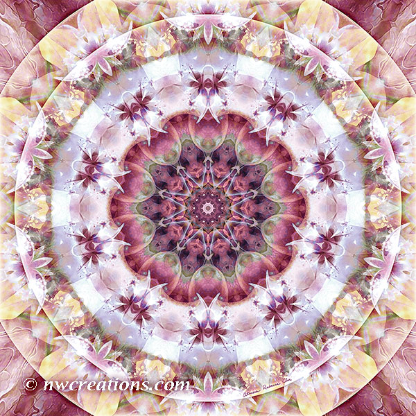 Mandalas from the Heart of Change 18