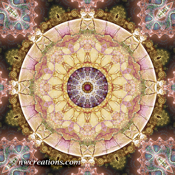 Mandalas from the Heart of Change 2