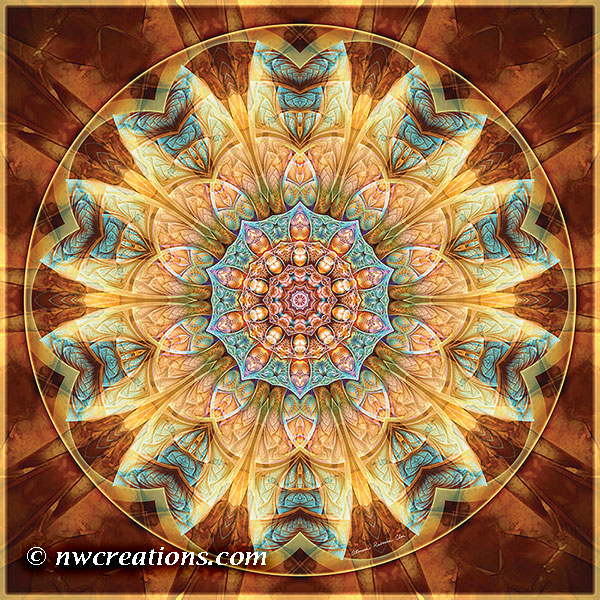 Mandalas from the Heart of Change 4